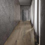 GRANDE MARBLE LOOK GRIGIO CARNICO SATIN RETTIFICATO Size160x320cm