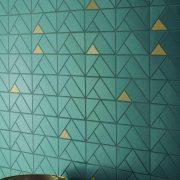 Eclettica_011 sage mosaico bronze 40×40