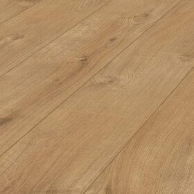 F06 Golden brown oak wide plank