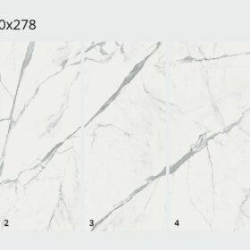 Calacatta White 120x278