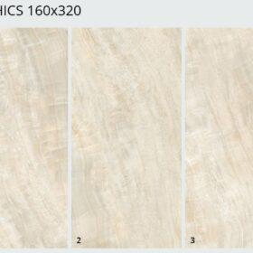 Onice White 160x320